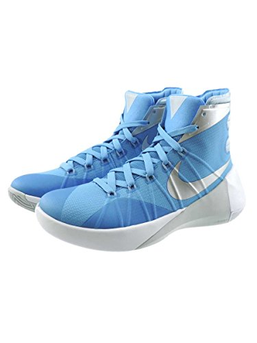 Metallic 2015 University Blue Shoe Basketball Blue Hyperdunk TB Silver Women's Ice White NIKE PUCq11