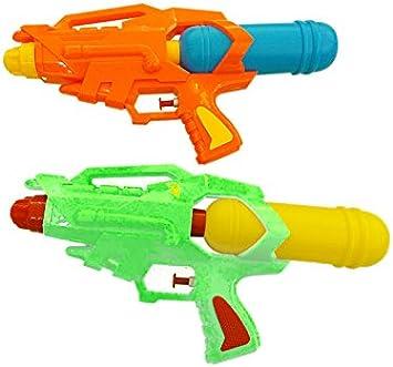 DISOK Pistola de Agua 30 CM - Pistolas de Agua Niños, Regalos y Recuerdos Comuniones: Amazon.es: Juguetes y juegos