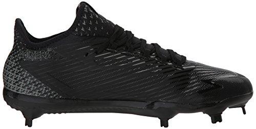 Adidas Performance Men's Adizero Afterburner 4 Core Black, Core Black, Iron Met.