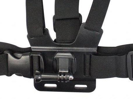 Cobra Adventure HD Action Adjustable Camera Chest Strap Mount #5256