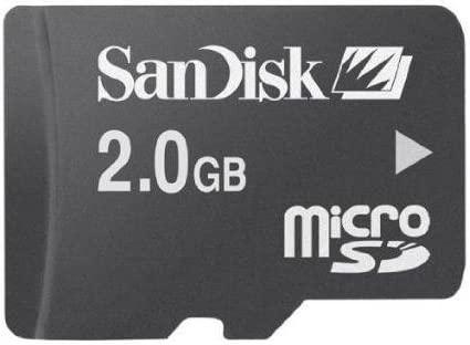 Sandisk 2 GB microSD memoria flash - Tarjeta de memoria (2 ...