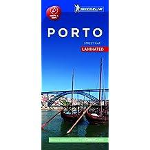 Michelin Porto City Map - Laminated