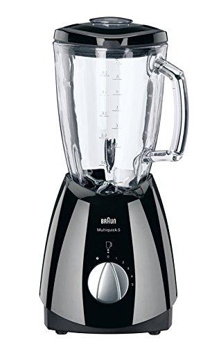 Braun MX 2050 - Batidora de vaso, color negro
