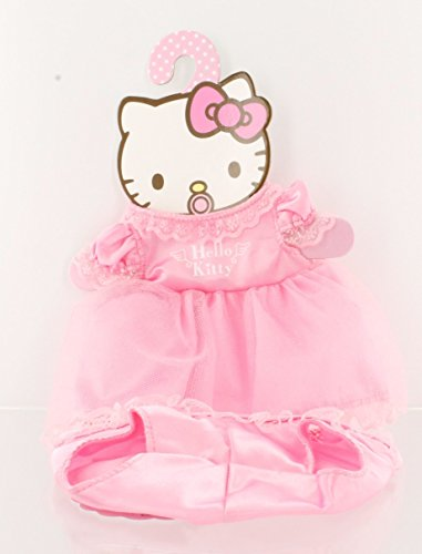 Hello Kitty Baby Dress Me Pink Outfit Dress (Outfit Only Doll Not Included)