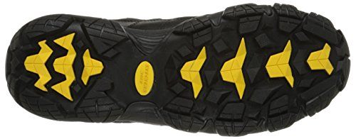 Hiking Steel toe Work Black Blais For Shoe Skechers 77051 pYq7R6