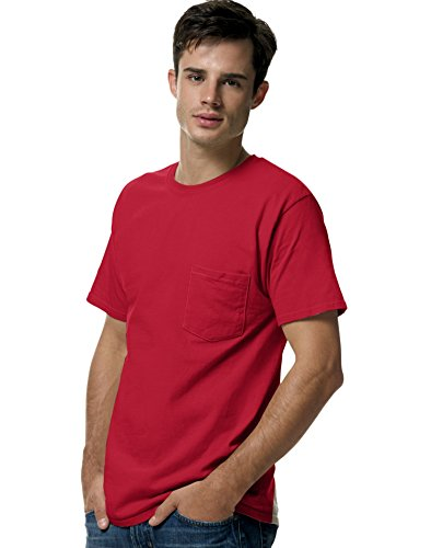 Red Apparel Adult Tee - 4