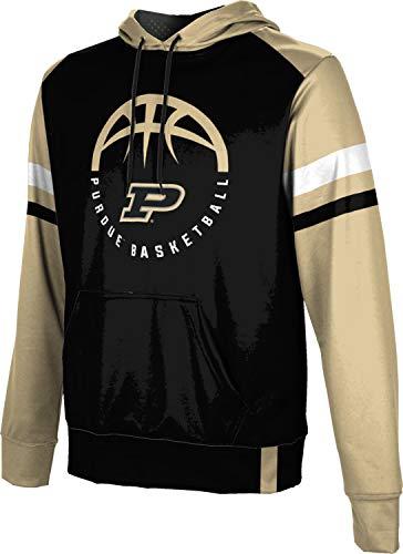 (ProSphere Purdue University Basketball Men's Pullover Hoodie - Old School 10023)