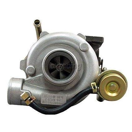 Amazon.com: T28 Turbo Charger .42 .86 A/R Fast Spool 14psi Wastegate For CA18 KA24: Automotive