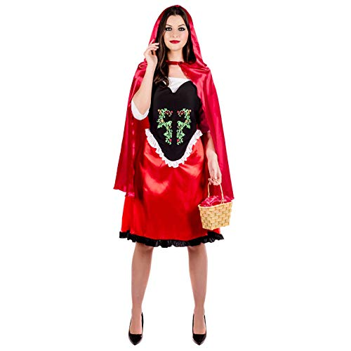 fun shack Women's, Red Riding Hood X-Large -
