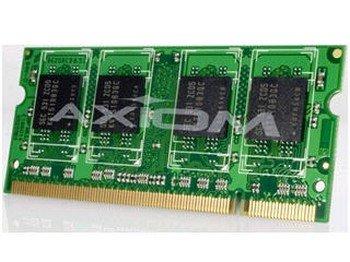 Axiom AX2533S4S/2G DDR2 - 2 GB - SO DIMM 200-pin - 533 MHz / PC2-4200 - CL4 - 1.8 V - unbuffered - non-ECC