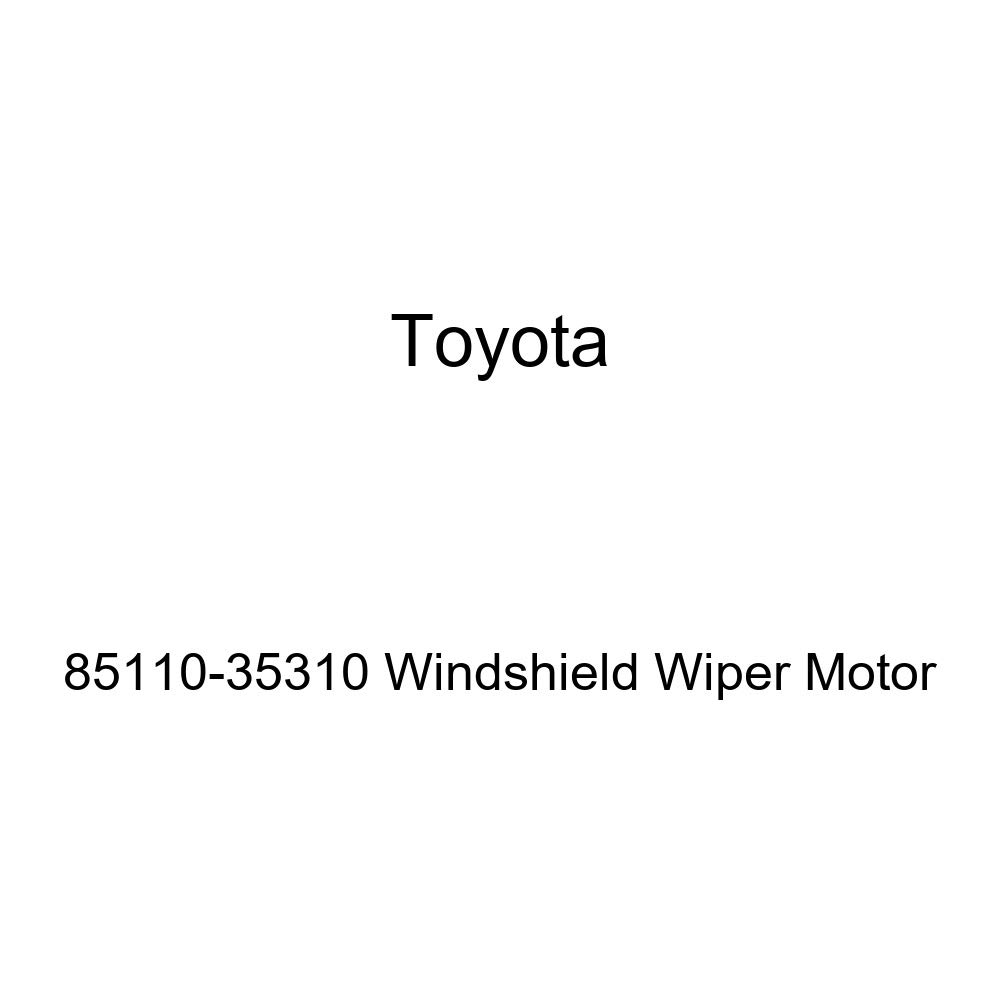 Toyota 85110-35310 Windshield Wiper Motor