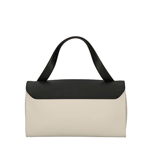 Furla Maia L Top Handle bag Petal Onyx Glace