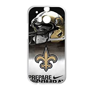 NFL prepare for combat Cell Phone Case for HTC One M8