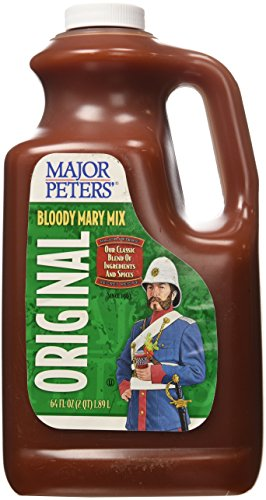 Major Peters' Original Bloody Mary Mix - 64oz