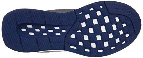 adidas Falcon Elite 5 XJ, Zapatillas de Running Unisex Adulto, Gris (Gris/(Gris/Ftwbla/Azumis) 000), 38 2/3 EU