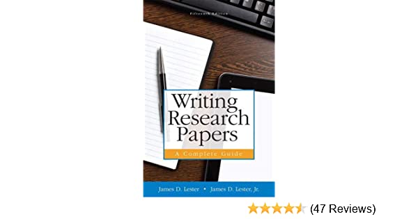 writing research papers a complete guide 16th edition ebook
