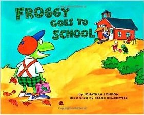 Froggy Goes to School]()