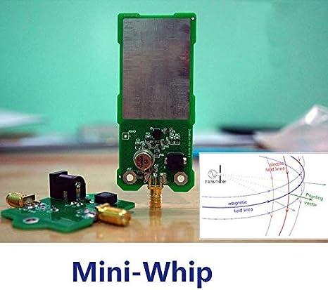 Mini-Whip Antena de recepción de Banda Ancha Activa Mini-Whip ...