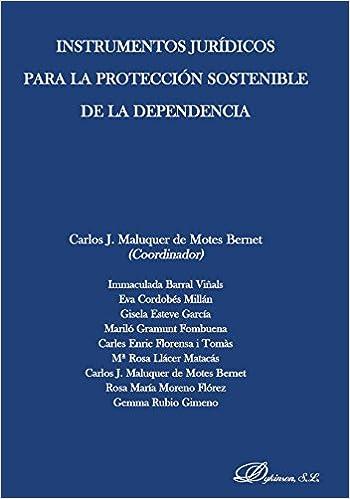 Instrumentos jurídicos para la protección sostenible de la