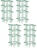Amazon.com : Tomato Cage- Set of THREE (3) resin cages
