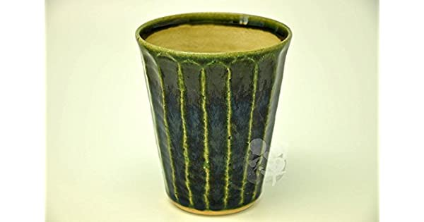 Japanease Tokoname ware cup JYUNOZO 3 5//8 x 4 1//4 MK-3-792
