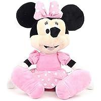 Disney Minnie Plush, Multi Color (12-inch)