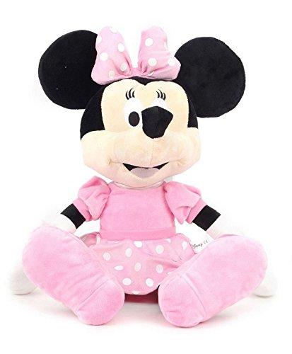 Disney Plush Minnie Flopsie   17 #34;