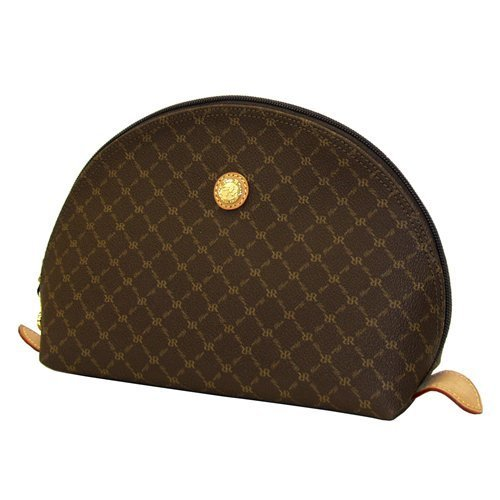 rioni-signature-brown-large-cosmetic-pouch