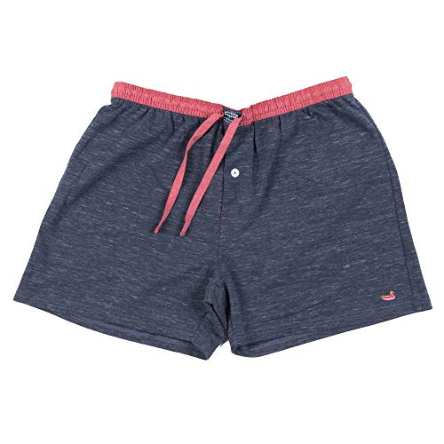 Southern Marsh Hearth French Terry Shorts-Washed Navy-Medium