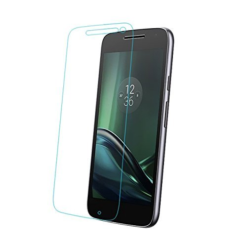 Moto G4 Play Tempered Glass by eCosmos