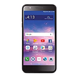 TracFone LG Premier Pro 4G LTE Prepaid Smartphone (Locked) – Black – 16GB – Sim Card Included – CDMA