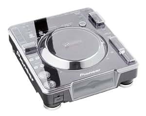 DeckSaver DS-PC-CDJ1000 - Estuche para mesa de mezclas, color transparente