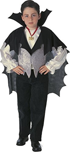[Rubies Classic Vampire Child's Costume, Small] (Kids Classic Vampire Costumes)