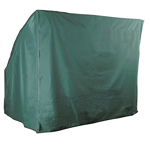 Bosmere C510 Waterproof Swing Seat Cover, 96'' x 57'' x 67'', Green by Bosmere
