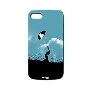 Funda carcasa Case Blue Girl para iPod Touch 4