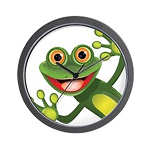CafePress - Happy Green Frog - Unique Decorative 10