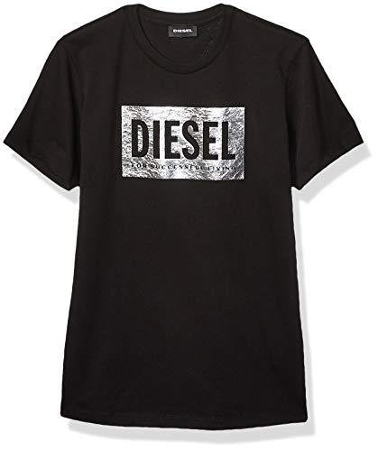 Diesel Girls' Big Straight Leg Jean, Ariel Denim
