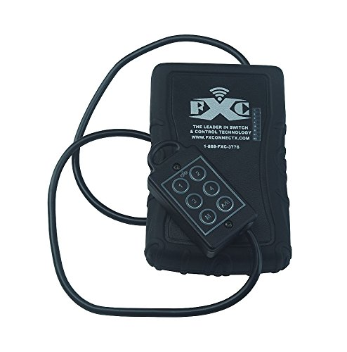 FXConnectx FXCXSP8BP6 Wireless Effects Pedal and Amplifier Hand-Held Controller (Stomp Box Wireless System)