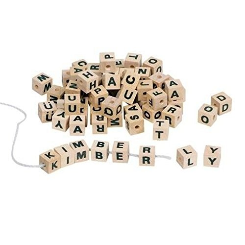 Legler Letter Cubes Preschool Learning Toy Goki HD270 B0009ZBJGU