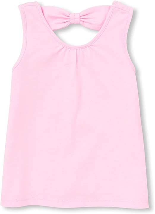 The Childrens Place Girls Matchable Tank Tops