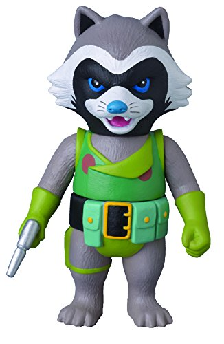 Medicom Marvel Hero Sofubi: Rocket Raccoon Action Figure