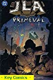 Front cover for the book JLA: Primeval by Dan Abnett
