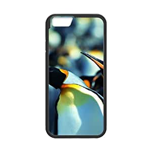 Iphone 6 Penguin Phone Back Case Personalized Art Print Design Hard Shell Protection YT111129