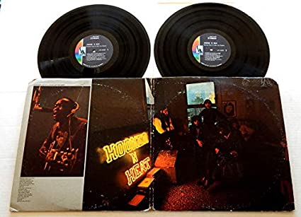 Canned Heat & John Lee Hooker HOOKER 'N HEAT - Liberty Records 1971 - USED  DOUBLE Vinyl LP Record - 1971 Pressing MCA-27005 - 17 Songs - Boogie  Chillen No.2 - Drifter - Let's Make It - Alimonia Blues - Amazon.com Music