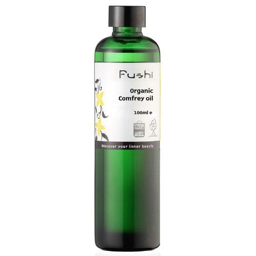 Consoude, infusée en huile d'amande douce 100 ml