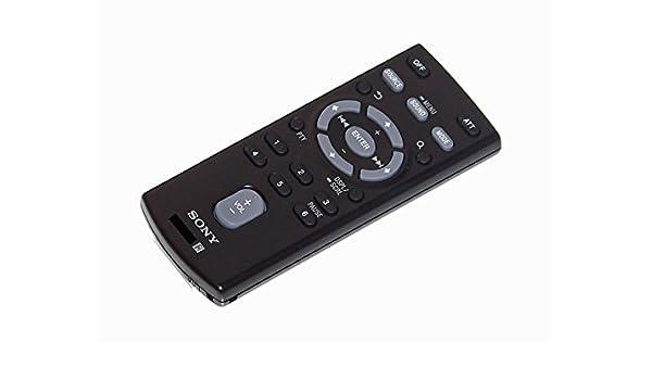 OEM Sony Remote Control Originally Shipped With STRZA5000ES STR-ZA5000ES