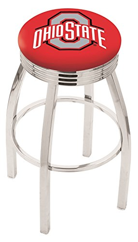 NCAA Ohio State Buckeyes 30 Bar Stool