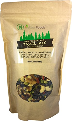 Raw Superfoods Trail Mix