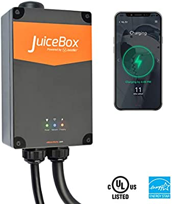 Juicebox Pro 40 A WiFi-Equipped Plug-in eléctrico vehículo ...