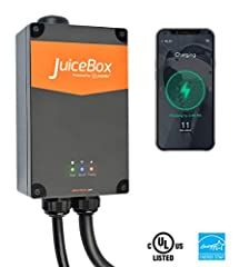 JuiceBox(R) Pro 40 is our UL certified connected EVSE with advanced JuiceNet features.  JuiceBox Pro is ready to plug into any NEMA 14-50 outlet or standard 110V outlet (with available adapters) and works with all production EVs on the road t...